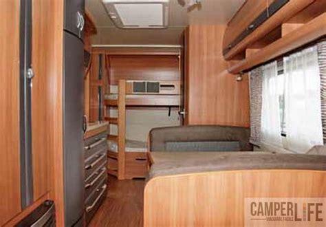 caravan interni test caravan hobby de luxe 490 kmf cer