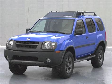blue book used cars values 2009 nissan xterra on board diagnostic system 2002 nissan xterra xe sport utility 4d pictures and videos kelley blue book