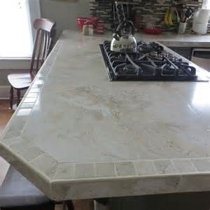 i used 24x24 inch polished porcelain tiles for the