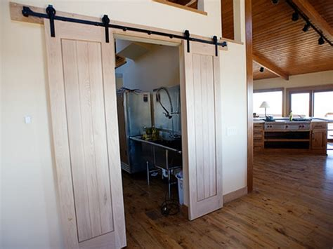 interior sliding barn doors for homes barn door kit an excellent home design