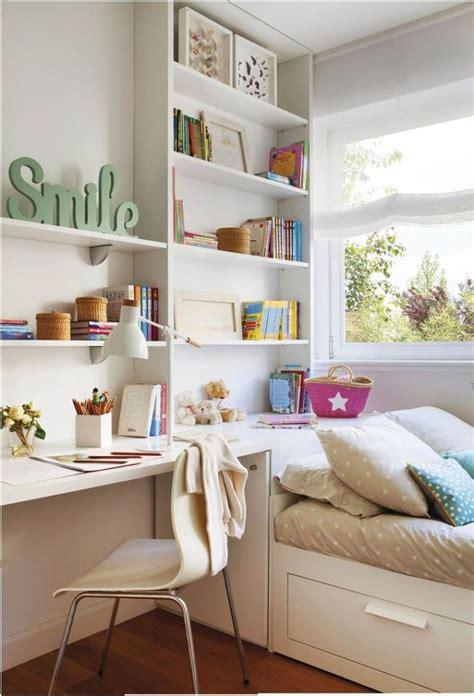 grandes ideas  dormitorios pequenos muy acogedores