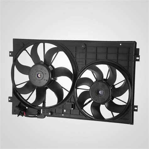 2007 jetta 2 5 radiator fan radiator cooling dual fan for vw beetle golf jetta rabbit