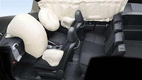 side curtain airbags fj cruiser chatswood toyota