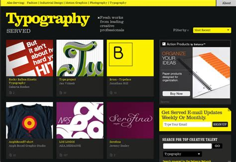 typography served anatomy of colors in web design yellow and the feel