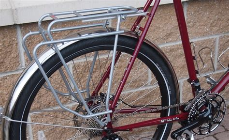 Bicycle Touring Racks by All About Rear Pannier Racks For Bicycle Touring