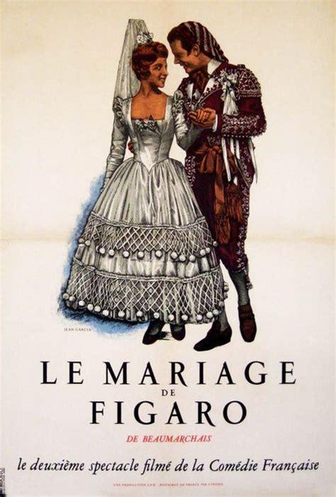 Le marriage de figaro textem