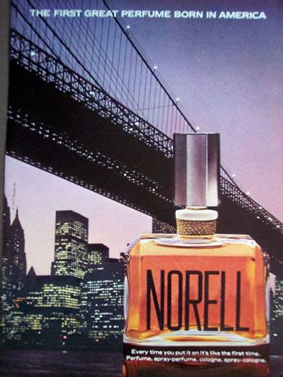 Norell New York Baccarat norell 1969 yesterday s perfume