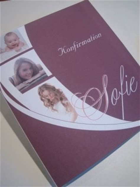 design konfirmation invitation chamille design konfirmation pige ideer til tobias