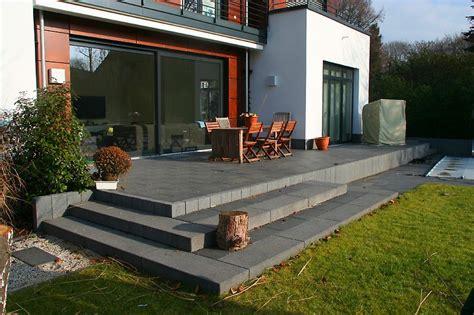 terrasse anthrazit terrasse mit steinbelag in anthrazit terrasse mit