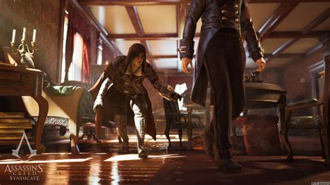 Assassin s creed syndicate gameplay footage from e3 2015