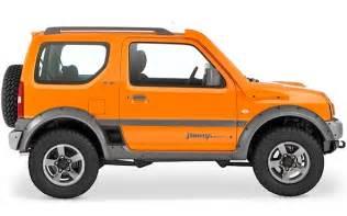 Suzuki Motors Brasil Suzuki Renueva Al Jimny En Brasil