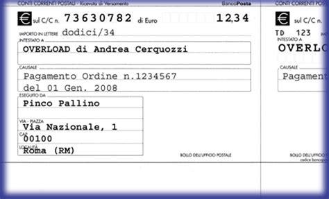 importo in lettere bollettino bollettini di conto corrente postale td 451 compilabile