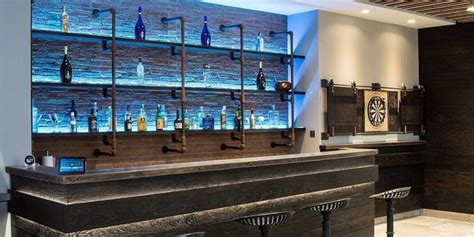 bespoke uk bars contemporary home bar cardiff