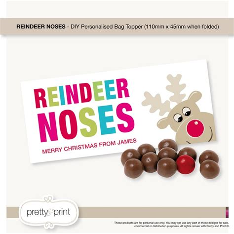 printable reindeer noses topper best photos of reindeer noses printable free printable