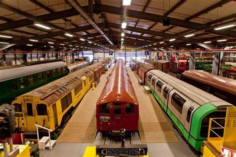 family open weekend london transport museum depot acton