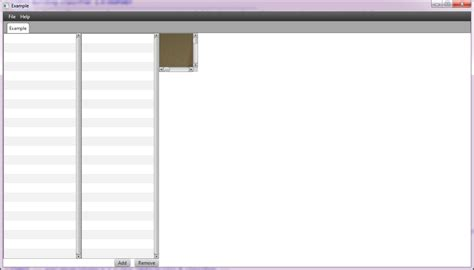 javafx scene layout pane is possible for javafx scene control scrollpane to take