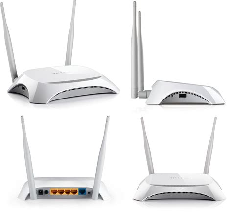 Router Tp Link Mr3420 tp link tl mr3420 3g 3 75g wireless n router price in pakistan