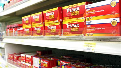 Acetaminophen Shelf by Johnson Johnson In Another Forced To Pay 33 Million Settlement Recalled