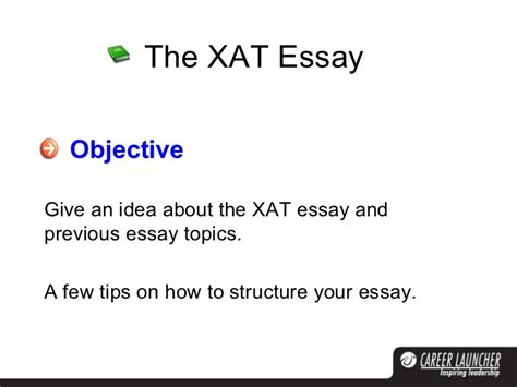 Xat 2015 Essay Topic by Xat Essay