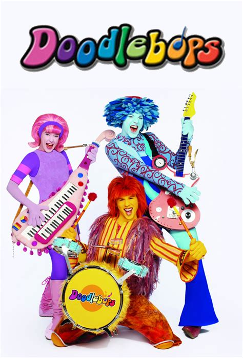 doodlebops actors names doodlebops series info