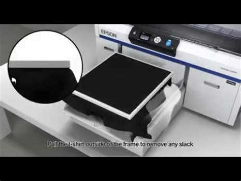 Printer Oki Kaos Epson 4800 Dtg Printer For Sale 05 03 2014 Funnycat Tv