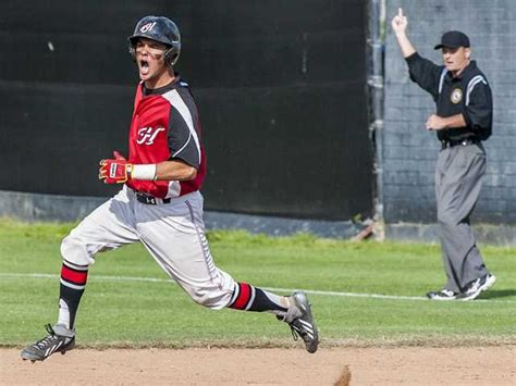 cif southern section baseball reeves walk off home run lifts hart baseball to quarters