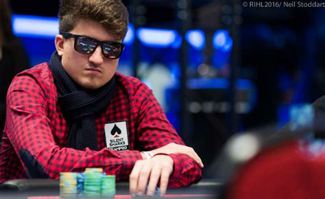 Dzmitry Urbanovich Making WSOP Debut with Extra $2M On The Line   PocketFives