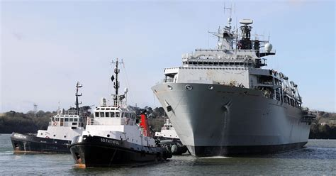hms plymouth address quot news quot newsletter featuring quot the pentagon told