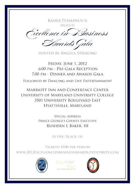 Invitation Letter For Wedding Dinner Business Dinner Invitation