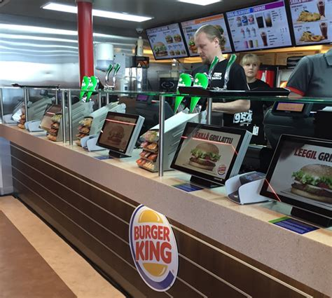 Mba Leadership Program Burger King by Tallink Opens Burger King Restaurant In Cruise