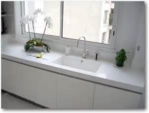 cuisine corian salle de bain corian crea diffusion
