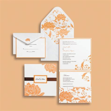 Invitation by brides wedding collection available at michaels stores