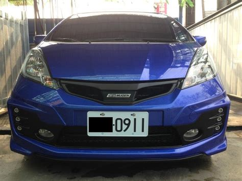 2011 mugen fit jazz rs youtube 2013 taiwan honda fit rs with mugen aerokit youtube