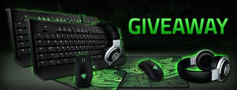 Razer Giveaway - epic razer gear giveaway gt gamersbook