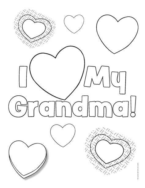 happy birthday coloring pages for grandparents grandma birthday coloring pages 101 birthdays