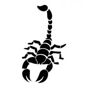 tatouage d 233 calcomanie motif scorpion www tattoo sticker com