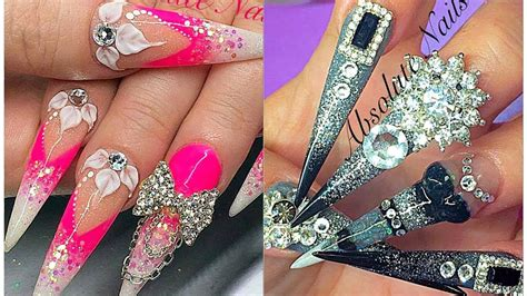 The Best Nail Designs by Nail The Best Nail Designs Compilation June