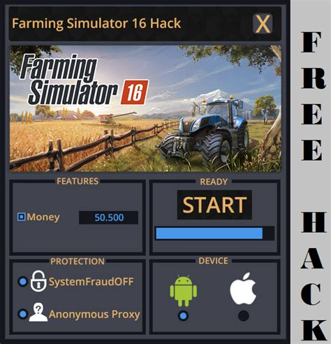apk hack tool farming simulator 16 hack tool android ios free no survey
