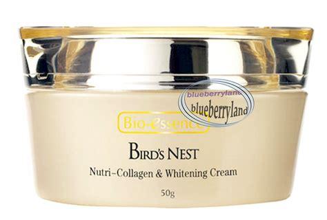 Bio Essence Nutri Collagen bio essence bird s nest nutri collagen whitening 50g skin care