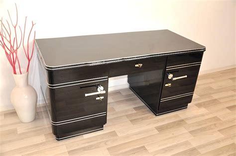 art desks for sale art deco desk chrome liner for sale at 1stdibs