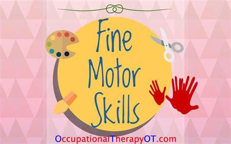 motor development activities motor skills development activities checklist