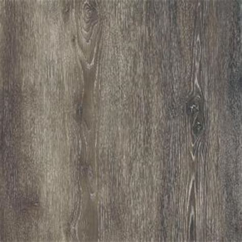 LifeProof Take Home Sample   Dark Grey Oak Luxury Vinyl