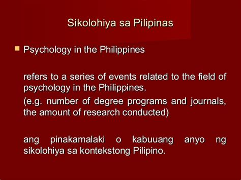 thesis topics about education in the philippines thesis topics for psychology in the philippines