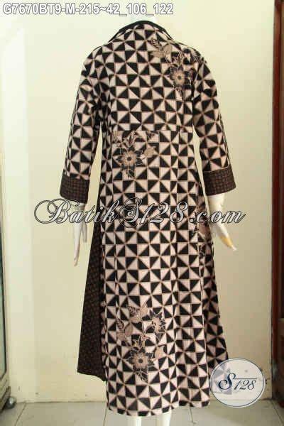 Amarsa Dress Gamis Wanita Berhijab gamis batik kombinasi busana batik wanita berhijab