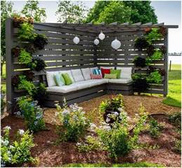Amazing Corner Lot Landscaping Pictures #4: Building-Your-Own-Privacy-Fence.jpg