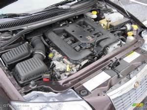 3 5 Chrysler Engine 2004 Chrysler 300 M Sedan 3 5 Liter Sohc 24 Valve V6