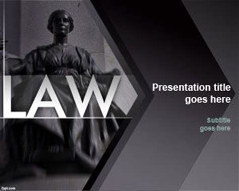 ppt themes related to law law powerpoint templates