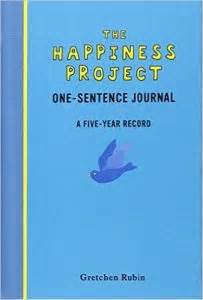 Pdf Happiness Project One Sentence Journal Five Year by Tween Easter Basket Ideas