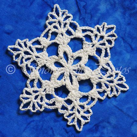 best 25 crochet snowflake pattern ideas on pinterest