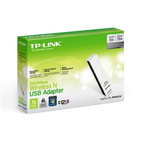 Tp Link Wireless N Usb Adapter tp link tl wn821n 300mbps wireless n wifi usb adapter